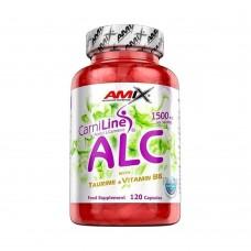AMIX ALC WITH TAURINE + B6 120 KAPSLÍ