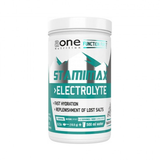 AONE STAMIMAX ELECTROLYTE 750 G