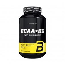 BIOTECH BCAA+B6 200 TBL