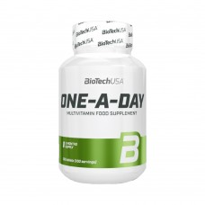 BIOTECH ONE A DAY 100 TBL