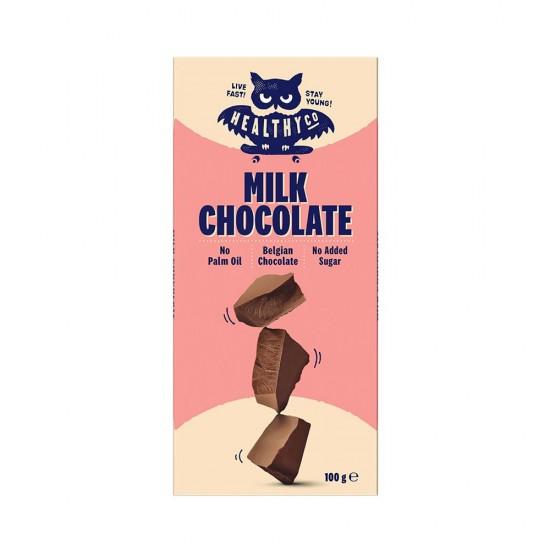 Healthyco Chocolate Mliečna 100 g