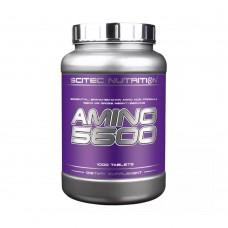 SCITEC NUTRITION AMINO 5600 1000 TBL