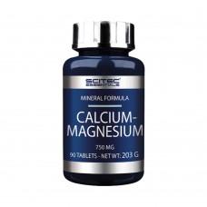 SCITEC NUTRITION CALCIUM MAGNESIUM 90 TBL