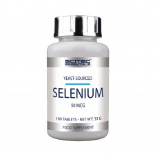 SCITEC NUTRITION SELENIUM 100 TBL