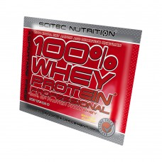 SCITEC NUTRITION 100% WHEY PROTEIN PROFESSIONAL 30 G