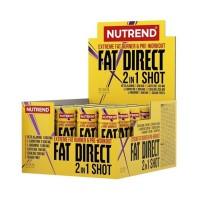 NUTREND FAT DIRECT SHOT 20 X 60 ML