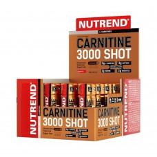 NUTREND L CARNITIN SHOT 3000 20 x 60 ML
