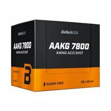 Biotech AAKG 7800 20x25ml