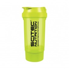 SCITEC TRAVELLER SHAKER 500 ML GREEN