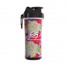 SMART SHAKE SHAKER DOUBLE WALL 750 ML - TROPICAL RED