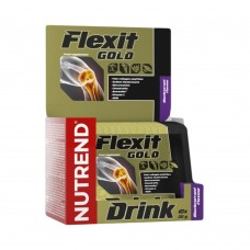 NUTREND FLEXIT GOLD DRINK 10 x 20 G