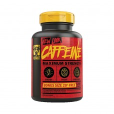 PVL MUTANT CORE SERIES CAFFEINE 240 TBL