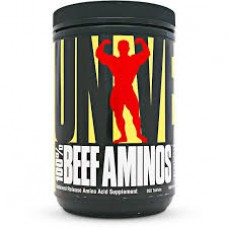 UNIVERSAL 100% BEEF AMINOS 200 TBL
