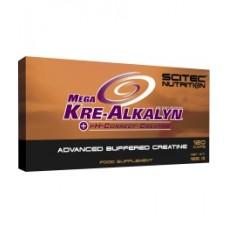 SCITEC NUTRITION MEGA KRE-ALKALYN 120 KPS